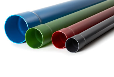 Kabelschutzrohre aus PVC-U mit Klebemuffe