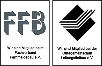 Logos Mitgliedschaften